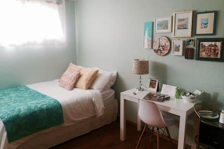 Cozy + Bright Room w/ Private Bath - 阿克塔(Arcata)