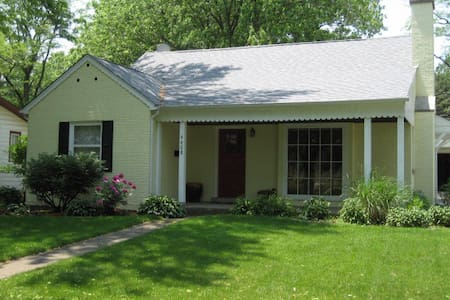 English cottage - Downers Grove - House