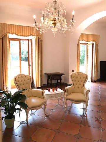 Villa Il Padule Camera Franco - Bagno A Ripoli - วิลล่า