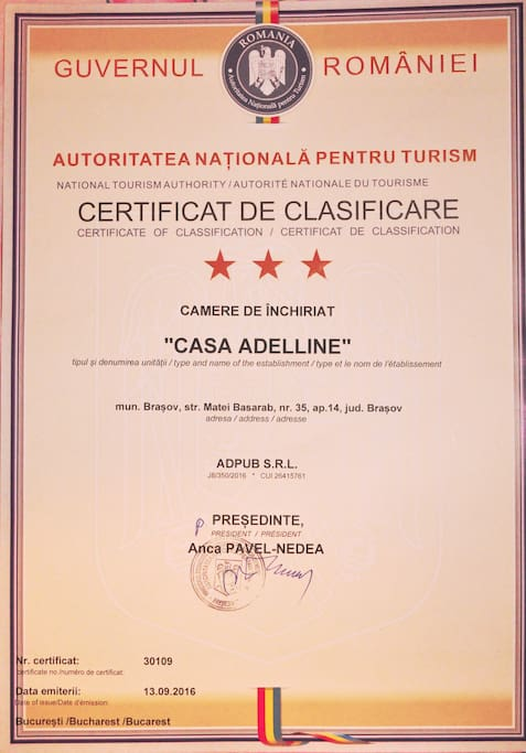 Three star classification