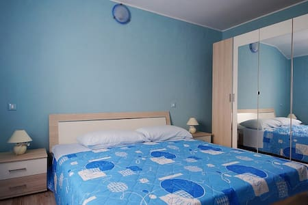 """""""1266"""" Apartment for 4 people - BLUE - Flengi - Byt"""