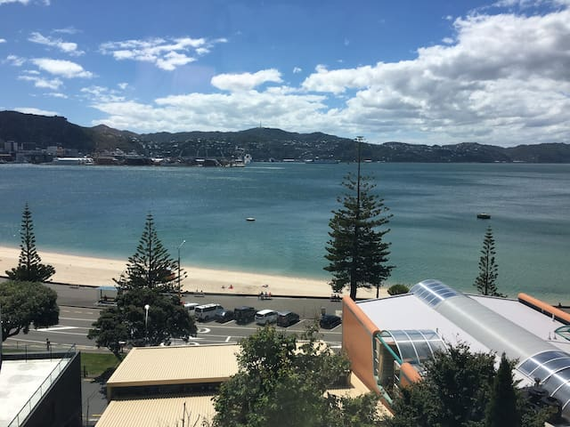 Heart of the City, Gem of the Bay - Wellington - Apartment