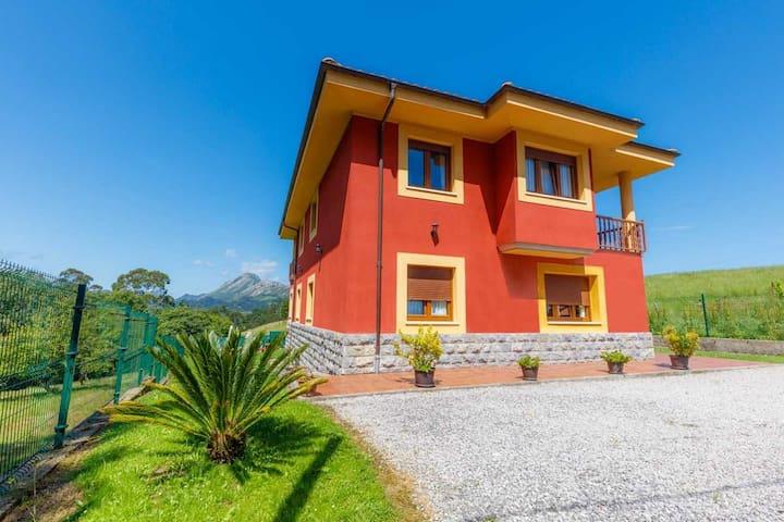 Apartamento Andrea ll, en Rioseco de Llanes