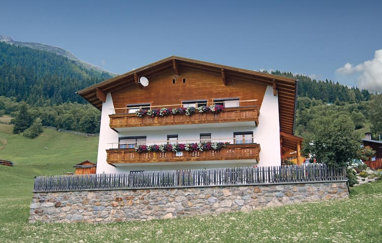 Holiday apartment with 1 room on 50m² in See
