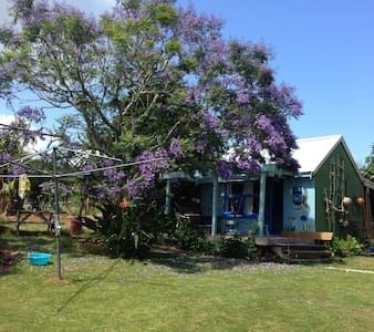 Mill Bay cottage sleep out - Mangonui - Hytte