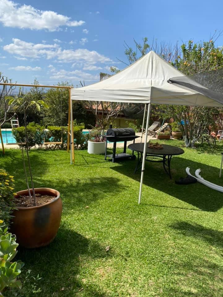 Casa de Campo con Alberca en Santiaguito Etla
