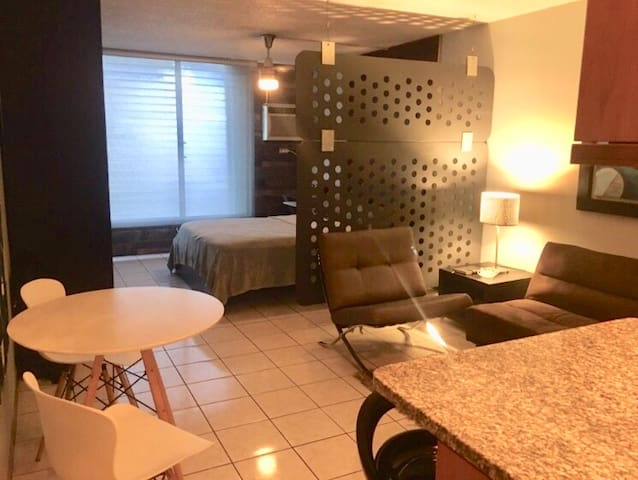 Boutique Apt in the Heart of SJ