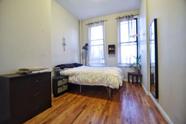 Private room in Williamsburg.