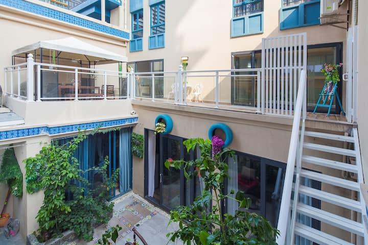 惠州惠东万科双月湾海边七房烧烤KTV麻将别墅适合公司团建、家庭聚会