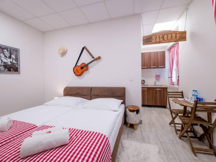Apartmány STYLE - Izba Country