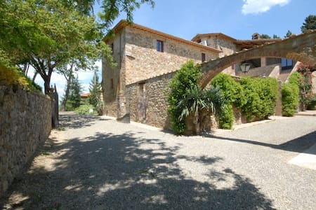 Villa Marie - Restored Barn, sleeps 2 guests - Villa Parigini - Appartement