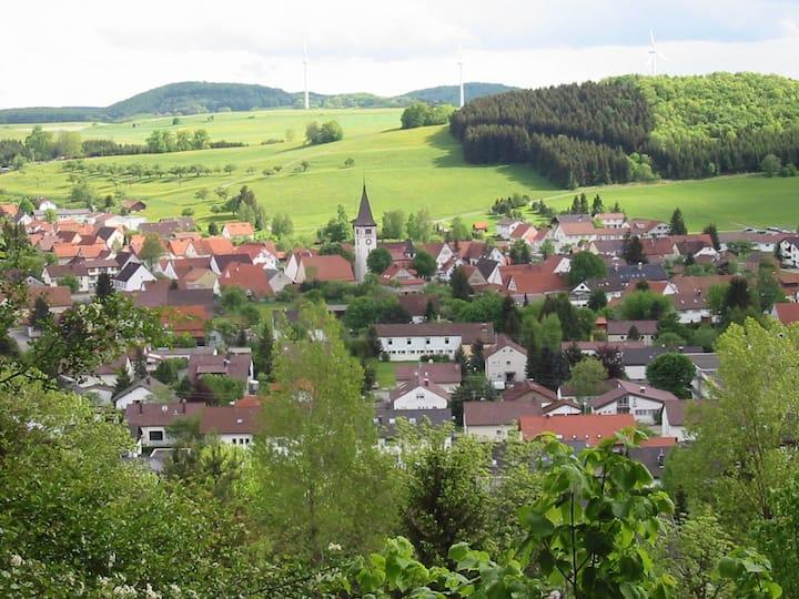 Reuschelhof - horse farm and hiking equ. station