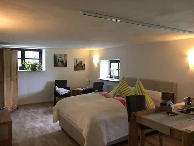 Apartment für 2 in Bochum Weitmar - Bochum - Huis