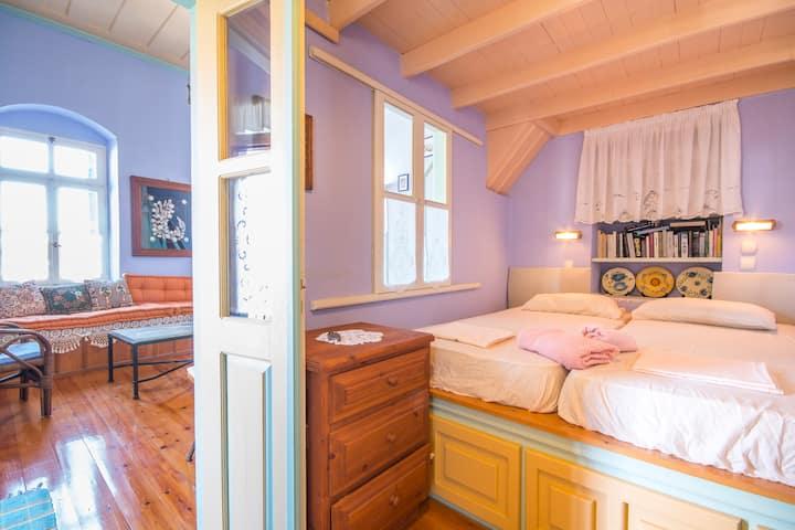 Symi Traditional Apartment