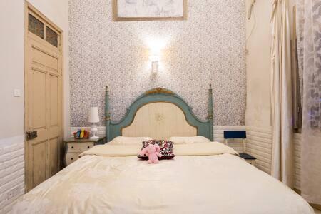 田园阳光舒适房,慢下来享受度假好心情,泡一杯茶,看一本书,体味百年鼓浪屿 - Xiamen Shi
