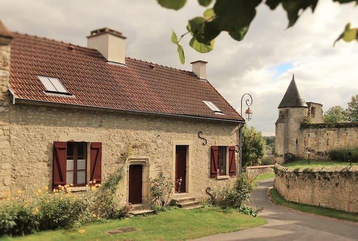 Gîte Renaissance, en Champagne - Arcis-le-Ponsart - Casa