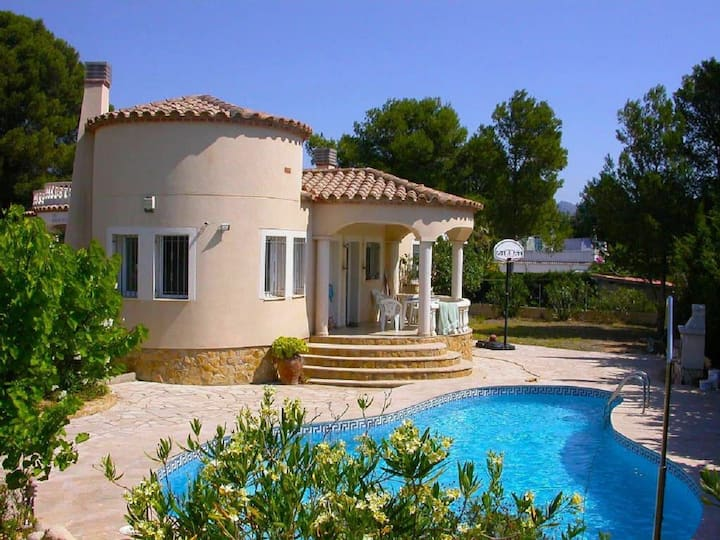Charming holiday villa with private pool