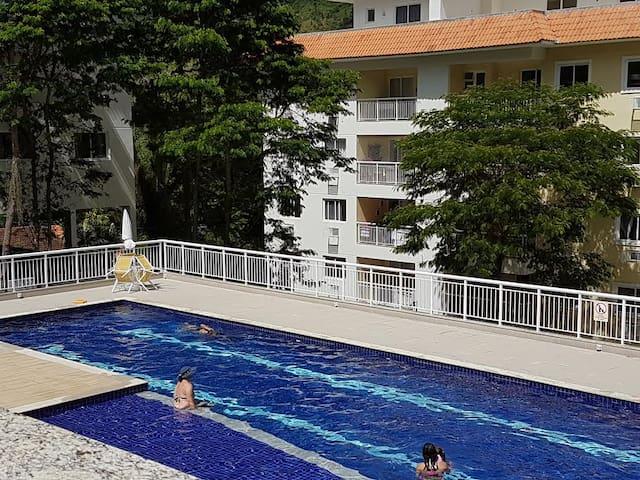 Apartamento Reserva Dei Fiori - Petrópolis - Daire