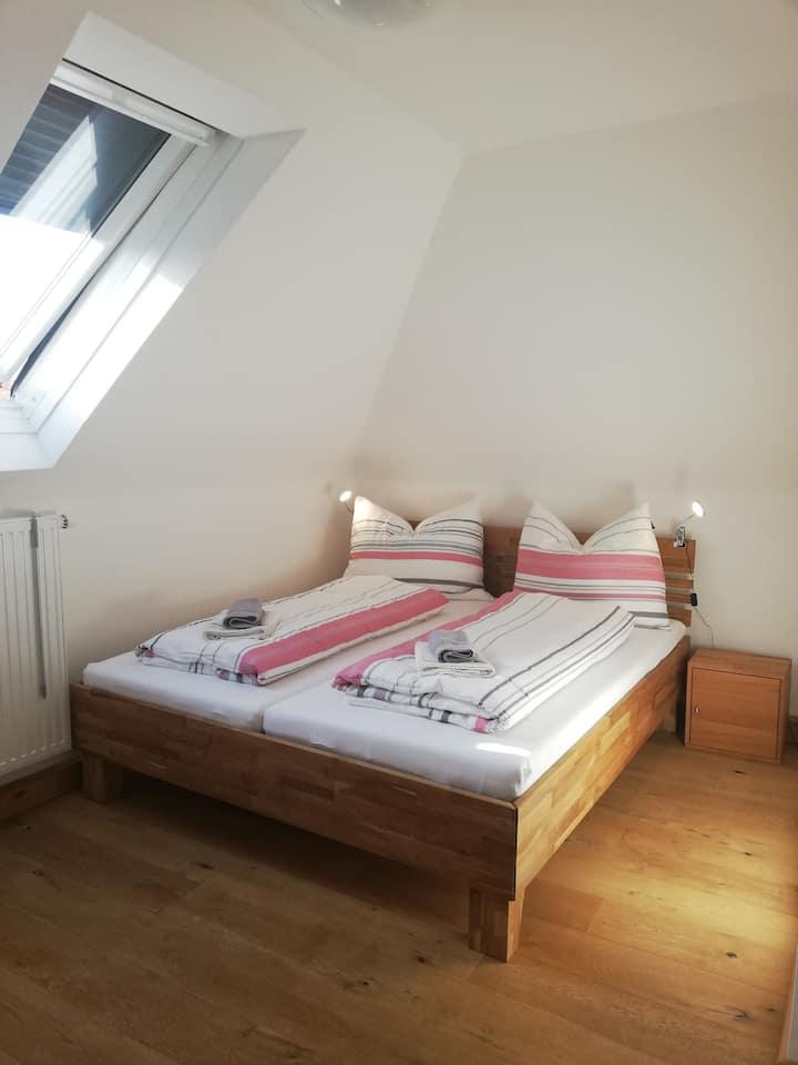Kleine feine Wohnung für 4