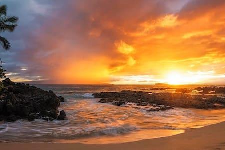 Romantic, Spectacular Ocean View Condo - 키헤이