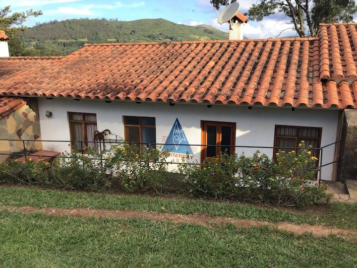 Cabaña 9 Quinta Piray
