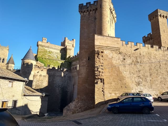 Vivienda turística Castillo de Olite II