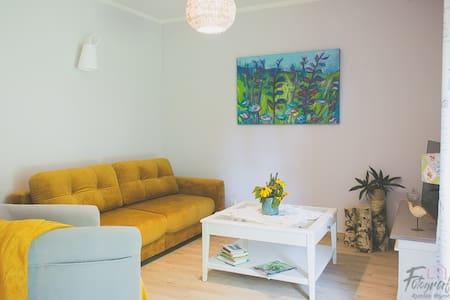 Rentynówka-3 komfortowe apartamenty nad stawami