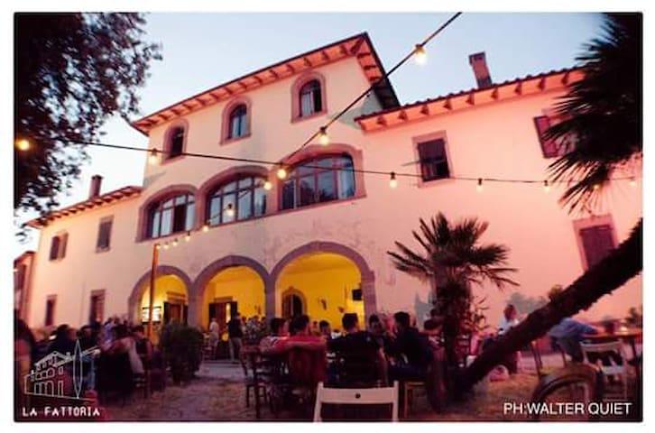 Camere al B&B La Fattoria San Carlo - Montemurlo