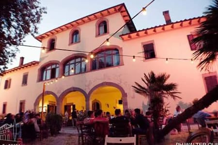 Camere al B&B La Fattoria San Carlo - Montemurlo - Penzion (B&B)