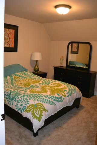 Homey Suburban Room - Lafayette - Hus