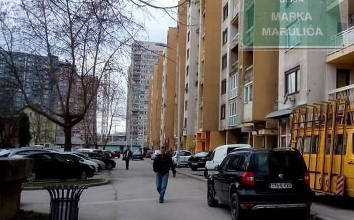 Sarajevo- Affordable,Convenient, Long term € 192/m