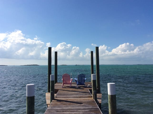 Heron Moon/Abaco - Private Rm., Breakfast, Beaches - Elbow Cay - House