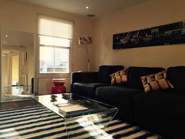 Amazing Hampstead maisonette - London - Lejlighed