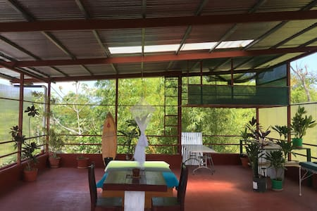 The Birds Nest - Quepos - Villa