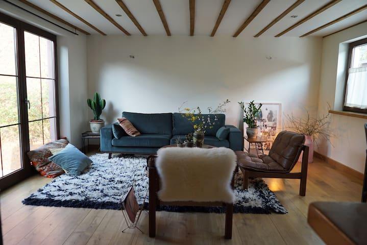 """""""Nature getaway"""" in de uiteinden van België - Viroinval - House"""