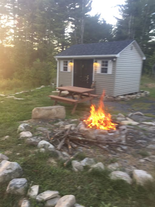 Cozy Cabin In The Catskill Mtns Dog Friendly Tiny