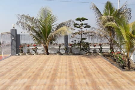 The Deck, seafront bungalow with water sport club.