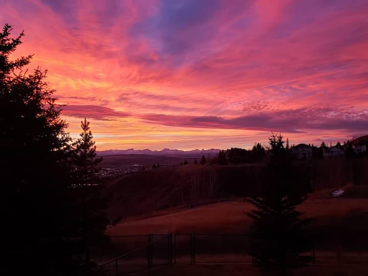 Gleneagles Mountain View Getaway