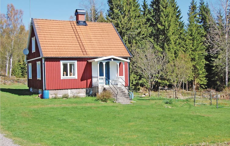 Holiday cottage with 3 bedrooms on 80m² in Lönsboda