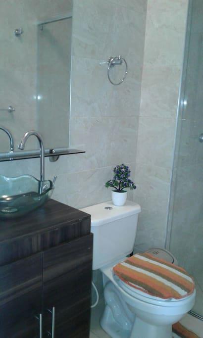 1 baño