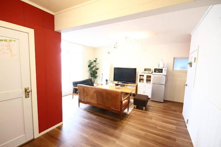 2bedroom private Miyamo Annex Sapporo  (別館 Annex)