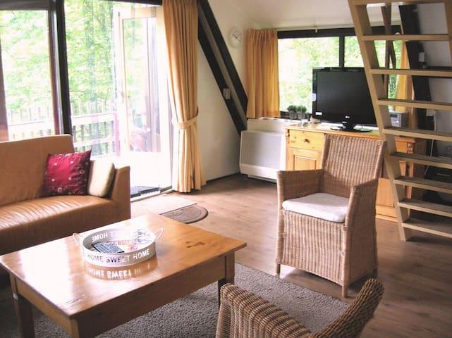 Relaxen in de natuur - Huisje 127 nabij Durbuy