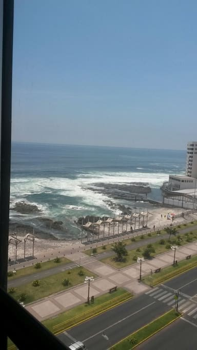 Playa La Gaviota y Hotel Gavina