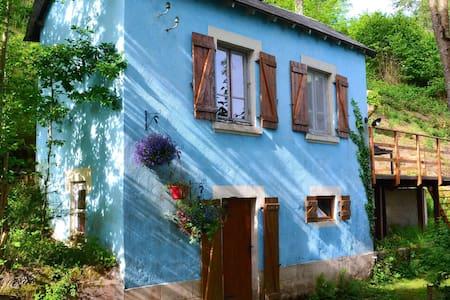 La Petite Maison Bleue - Les Ancizes-Comps - House
