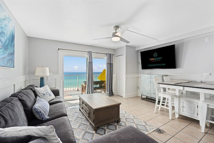 The Summit 624 - Oceanfront Condo with Beautiful Sunset Views