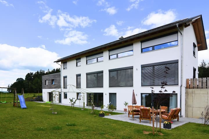 Modern Apartment near Forest in Heinrichskirchen