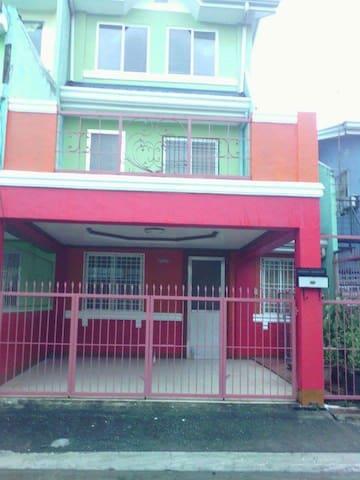 Tacloban 3-Story Townhouse - Tacloban City - Complexo de Casas