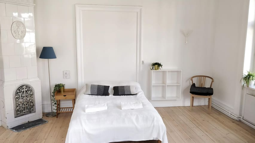 24 sqm room in trendy Nørrebro in top location #4