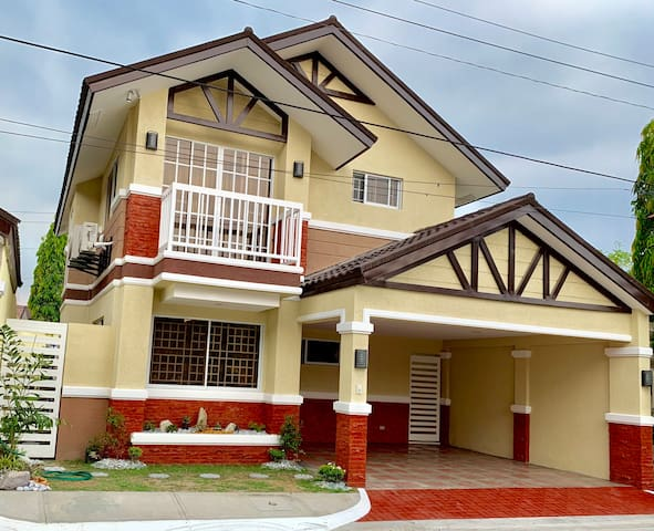 New!!! Private Villa near Clark Airport