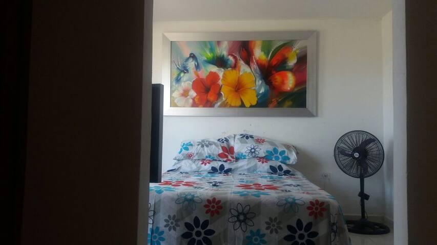 Casa campestre aire fresco y cómodas habitaciones